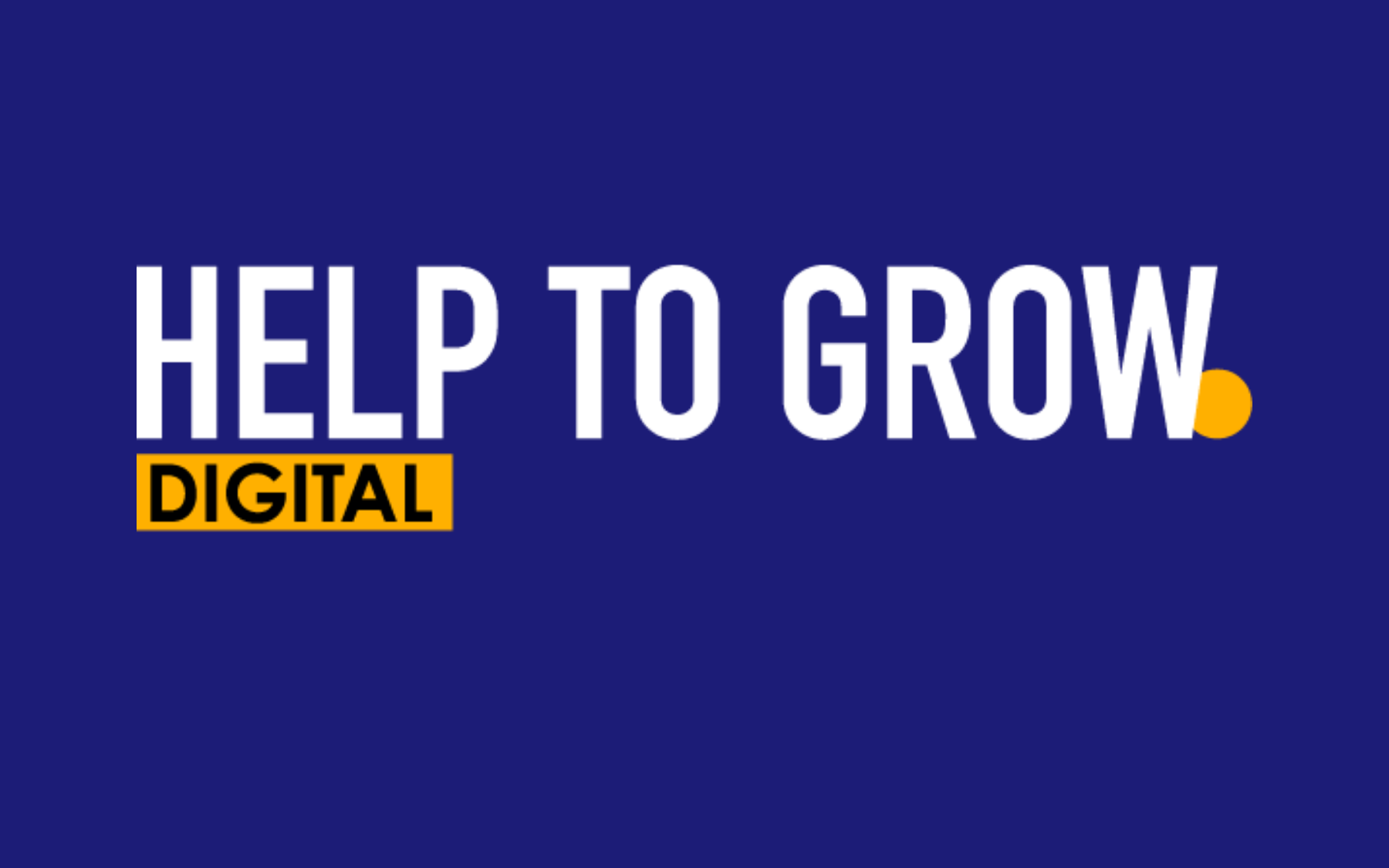 Help to Grow: Digital